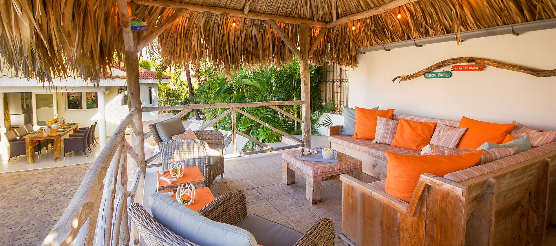 Villa huren Curacao   Villa Kas Oraño  